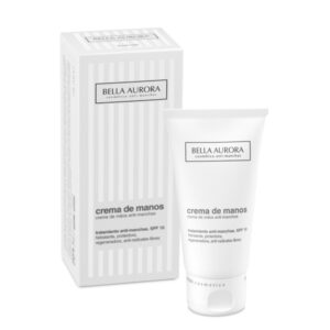 Creme de Mãos Antimanchas M7 Bella Aurora 75 ml