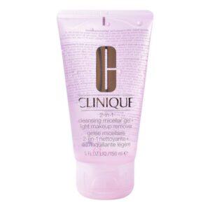 Gel Desmaquilhante Facial 2-in-1 Clinique (150 ml)