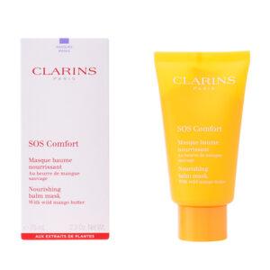 Máscara Facial Sos Comfort Clarins (75 ml)