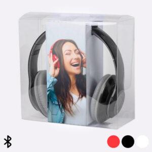 Auscultadores Bluetooth com microfone 32 GB USB 145531 Preto
