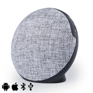 Altifalante Bluetooth Portátil 3W iOS Android 145767 Preto