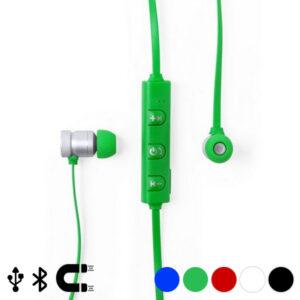 Auriculares Bluetooth 145787 Verde
