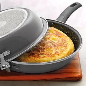 Frigideira para Tortilhas Quttin Serie Ross (Ø 24 cm)