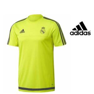 Adidas® T-Shirt Real Madrid Training | Tecnologia Climacool® | Tamanho L