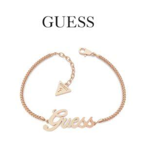 Guess® Pulseira UBB79104-L | Rosa