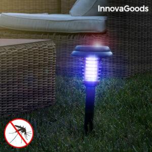 Lâmpada Solar Anti-Mosquitos para o Jardim SL-700 - VEJA O VIDEO