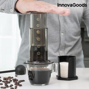 Cafeteira Manual de Pressão InnovaGoods