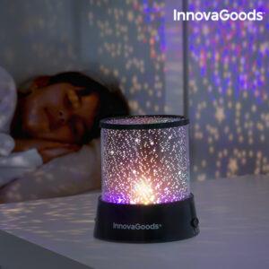 Projetor LED de Estrelas InnovaGoods