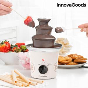 Fonte de Chocolate Sweet Pop Times InnovaGoods 70W Aço - VEJA O VIDEO