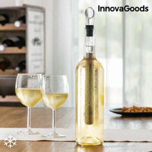 Arrefecedor de Vinho com Aerador - VEJA O VIDEO