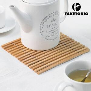 Base Protetora Flexível de Bambu TakeTokio