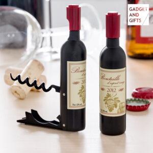 Saca-Rolhas com Íman Wine