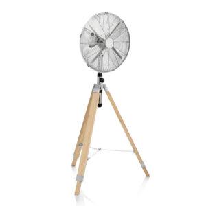 Ventilador de Pé com Tripé de Madeira Tristar VE-5805 60W