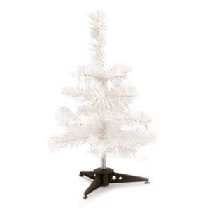 Mini Árvore de Natal (15 x 30 x 15 cm) 143363 Branco