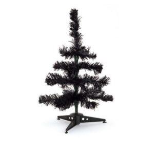 Mini Árvore de Natal (15 x 30 x 15 cm) 143363 Preto