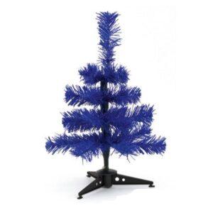 Mini Árvore de Natal (15 x 30 x 15 cm) 143363 Azul