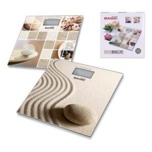 Balança digital para casa de banho Basic Home