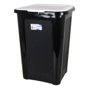 Balde de Lixo Tontarelli 44 L Plástico (38,5 x 34,5 x 54,5 cm) Branco