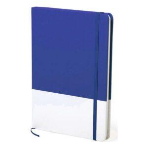Bloco de Notas Azul (14,7 x 21 x 1,5 cm)