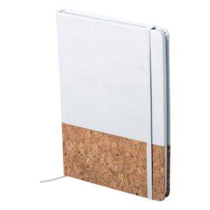 Bloco de Notas Branco com Marcador Branco (100 Folhas)