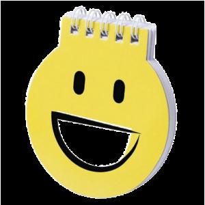 Caderno de Argolas Sorriso