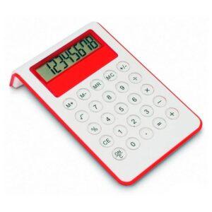 Calculadora Com Inclinação Laranja