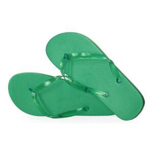 Chinelos 148884 Verde 36-38