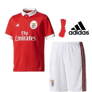 Adidas® Equipamento Benfica Oficial Junior | Tecnologia Climacool®