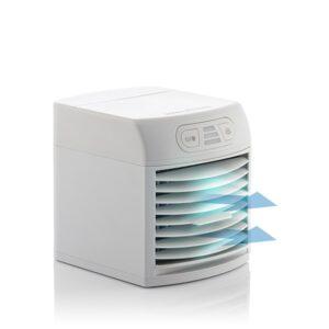 Mini Climatizador a Vapor Portátil com LED Freezyq+ - VEJA O VIDEO