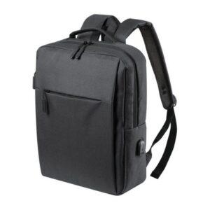 Mochila para Portátil e Tablet com Saída USB 146473 Preto