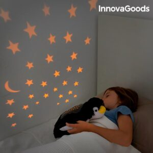 Peluche Projetor Pinguim - VEJA O VIDEO