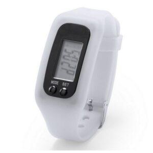 Pulseira de Atividade LCD 145313 Branco
