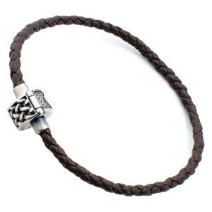 Bracelete feminino Viceroy VMMB20 (20 cm) Castanho Escuro