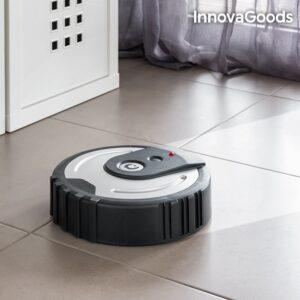Robot Esfregona InnovaGoods Preto