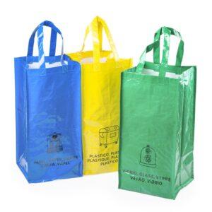 Sacos para Reciclar (3 pcs) 144264 3