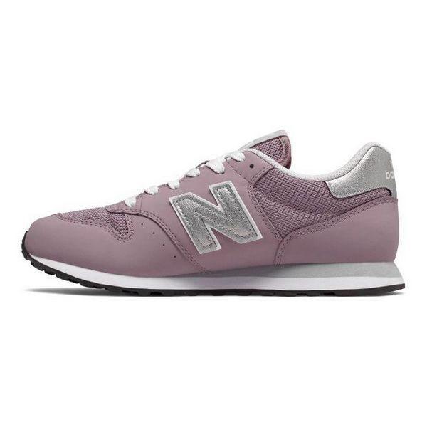 new balance cor de rosa