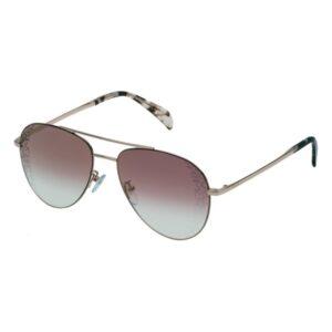 Óculos escuros femininos Tous STO361-578FCG (ø 57 mm)