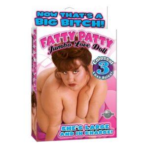 Boneca Insuflável Fatty Patty Pipedream