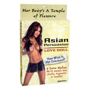 Boneca Insuflável Asian Fever Pipedream