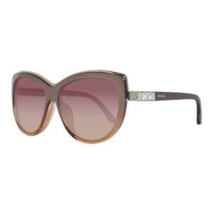Óculos escuros femininos Swarovski SK0091F-5838F