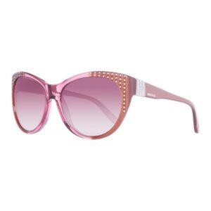 Óculos escuros femininos Swarovski SK0087-5838F