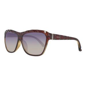 Óculos escuros femininos Swarovski SK0079F-6250W