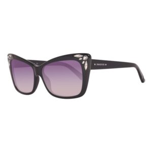 Óculos escuros femininos Swarovski SK0103-5601B