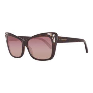 Óculos escuros femininos Swarovski SK0103-5652F
