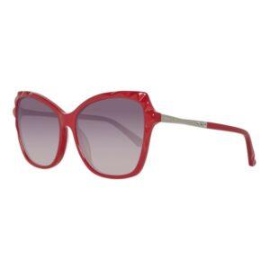 Óculos escuros femininos Swarovski SK0106-5772B