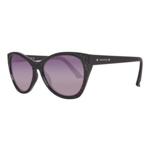 Óculos escuros femininos Swarovski SK0108-5901B