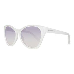 Óculos escuros femininos Swarovski SK0108-5921B