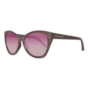 Óculos escuros femininos Swarovski SK0108-5948F