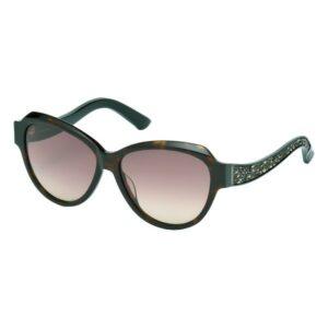 Óculos escuros femininos Swarovski SK0111-5752F (ø 57 mm)