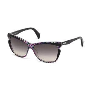 Óculos escuros femininos Just Cavalli JC738S-80B (57 mm)
